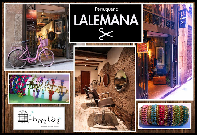 Lalemana Happy Uky Pulseras Collares Pendientes