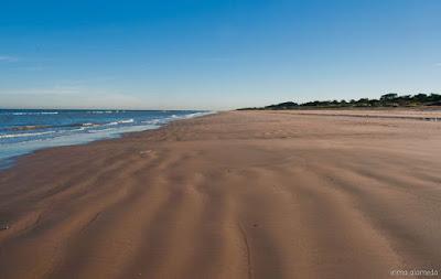 Playa del Balneario Shangrilá - Canelones