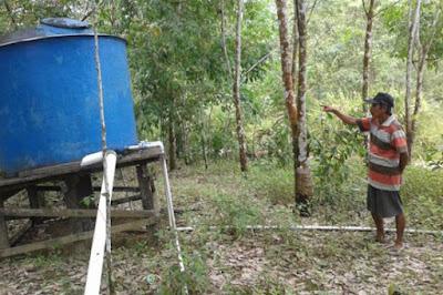 PDAM Bakal Tarik Tong Air dari Masyarakat