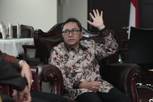 Ketua MPR Kutuk Aksi Terorisme di Jakarta