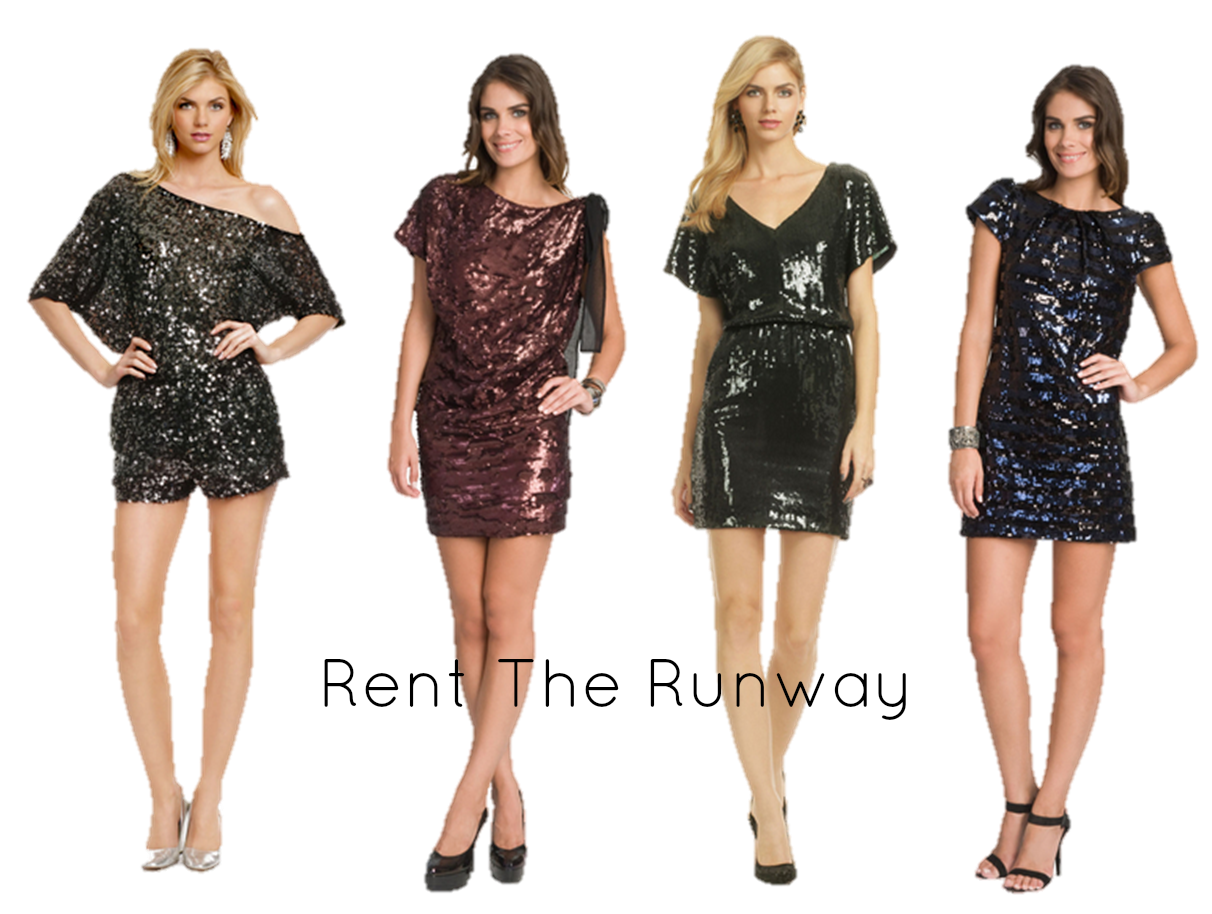 Sequin New Years Dress