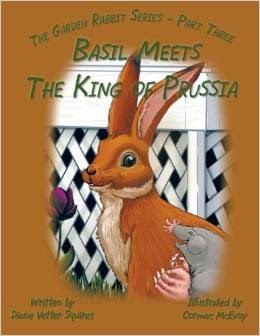 Illustrator of Basil Meets the King of Prussia by Diane Vetter Squires
