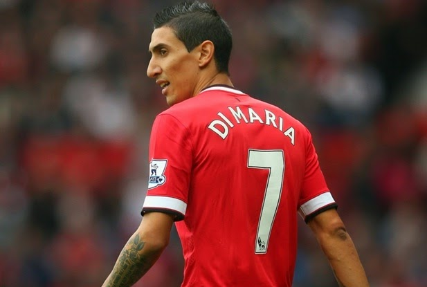 Di Maria: Man United aware of Alexis Sanchez threat