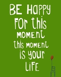 This is your life. Be happy :)