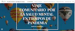 VIAJE COMUNITARIO POR   LA SALUD MENTAL EN TIEMPOS DE PANDEMIA