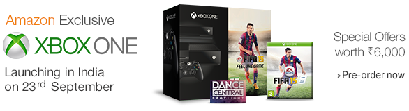 XboxOne launched || Launch Offer || Buy now with Rs 4000 free Gift Card + 10 % cashback on SBI Cards