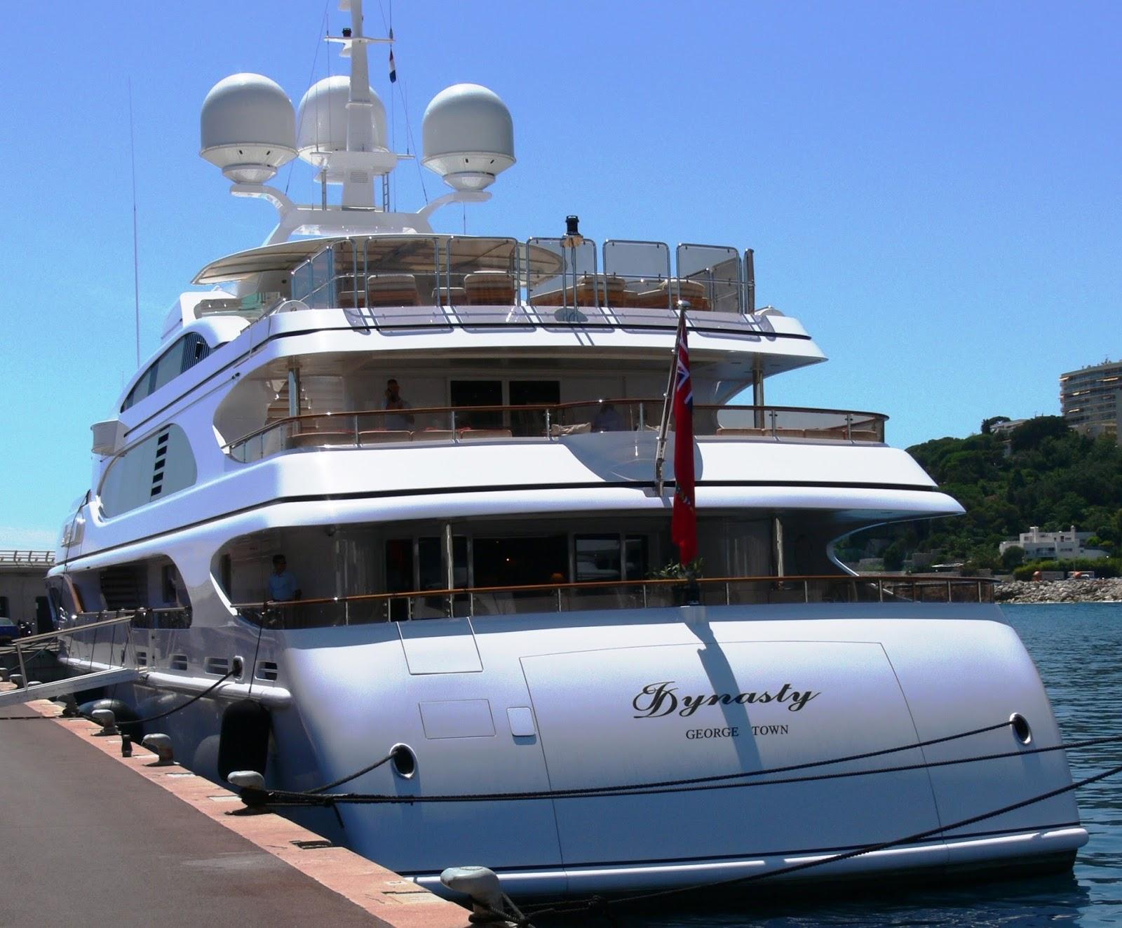 Megayacht I DYNASTY
