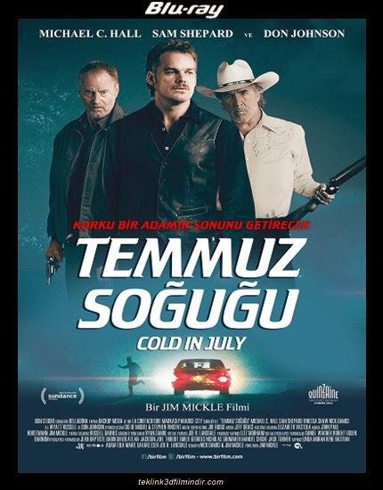 Temmuz Soğuğu - Cold in July (2014) afis