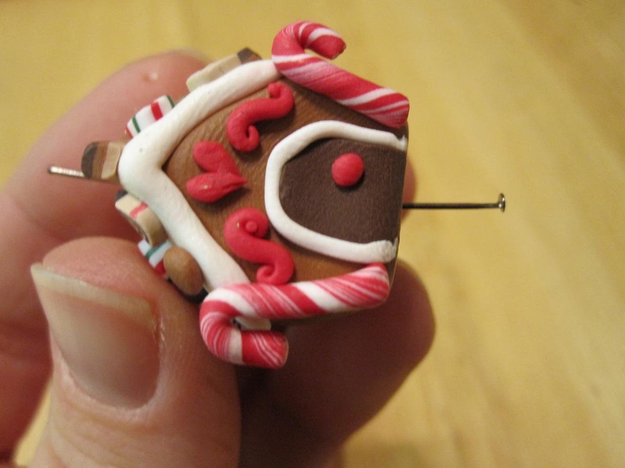 Creators JoyPolymer clay ornament tutorialHow to make
