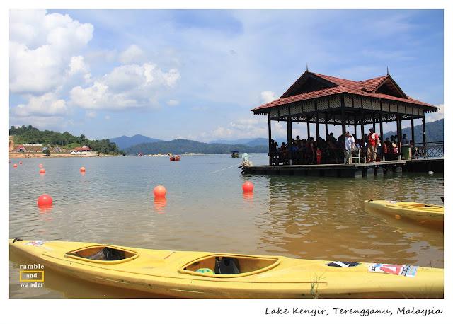 Tasik Kenyir, Lake Kenyir, Terengganu, Malaysia   www.rambleandwander.com