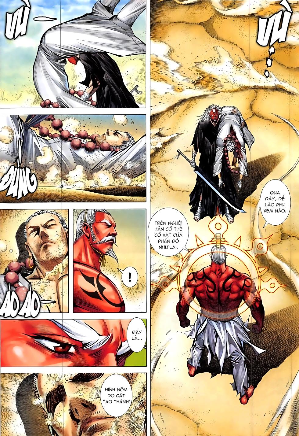 Tây Du chap 24 Trang 21 - Mangak.info