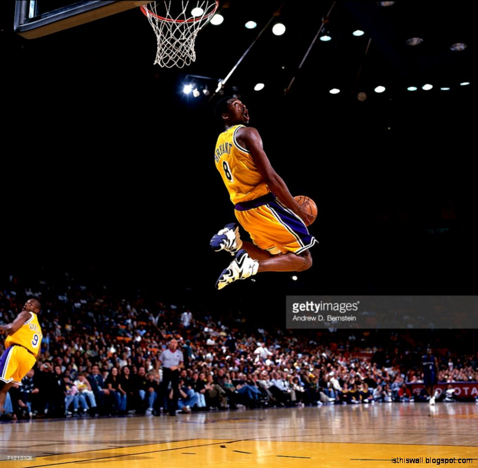 Kobe Bryant Dunk Pictures And Photos  Getty Images