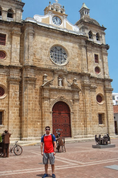 Iglesia y Convento San Pedro de Claver
