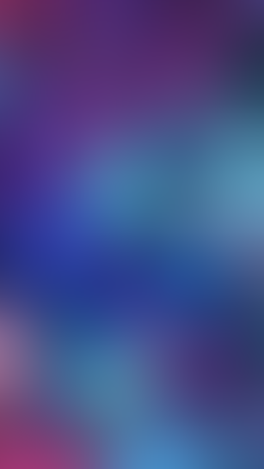 Blue Violet Blur iOS7  Galaxy Note HD Wallpaper