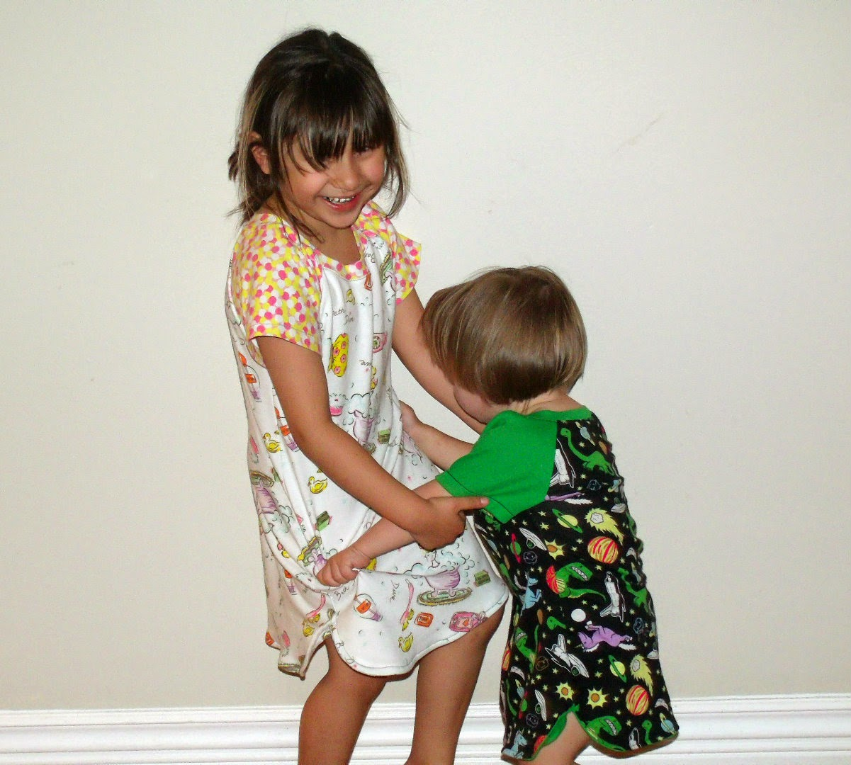 Riley's Nightgown and Shirt from EYMM by Keep Calm and Carrion
