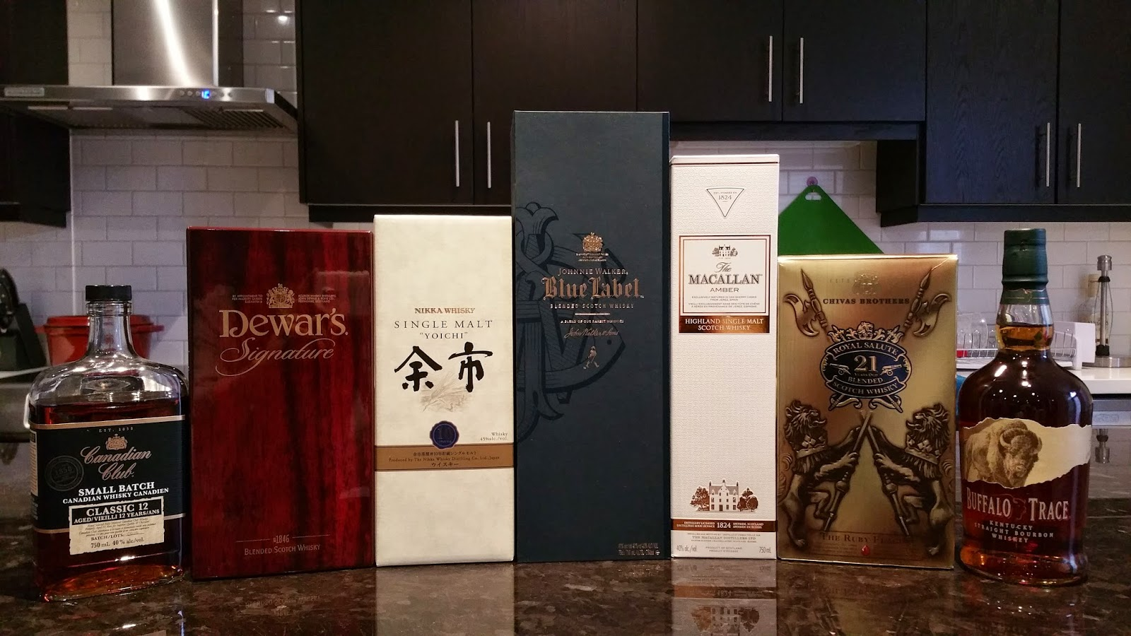 The Whisky Cabinet Giveaway - CLOSED - Food Junkie Chronicles