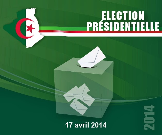 ELECTION PRÉSIDENTIELLE 17 AVRIL 2014