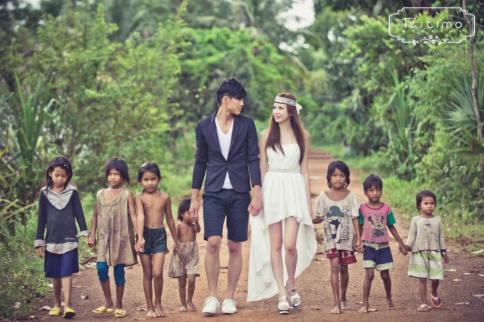 Pre wedding in cambodia