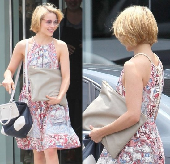 dianna agron short bob hairstyles with bangs dianna agron short