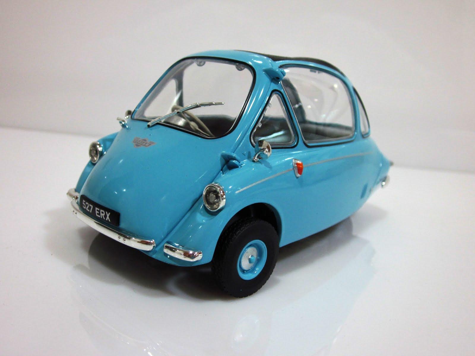 Heinkel Trojan '56 - Oxford