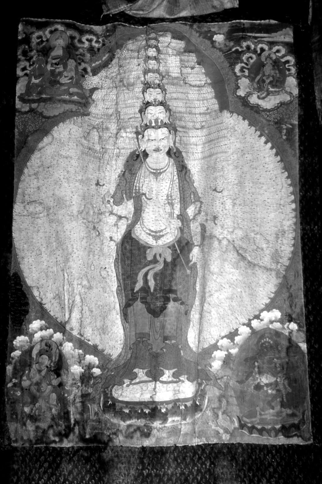 Il Bodhisattva della Compassione