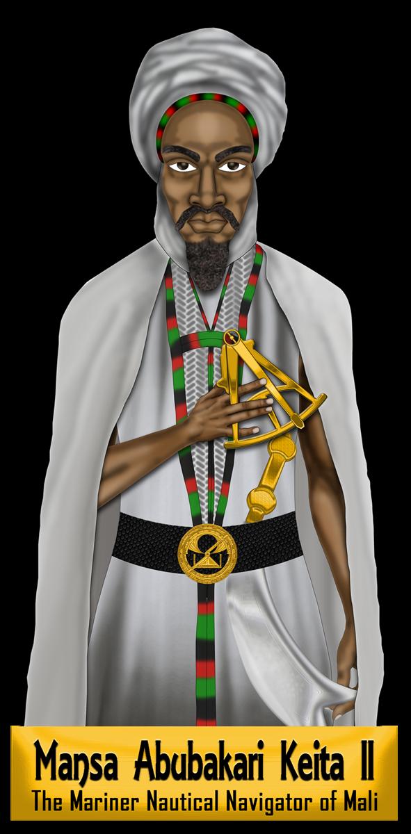 Mansa Abubakari Keita II