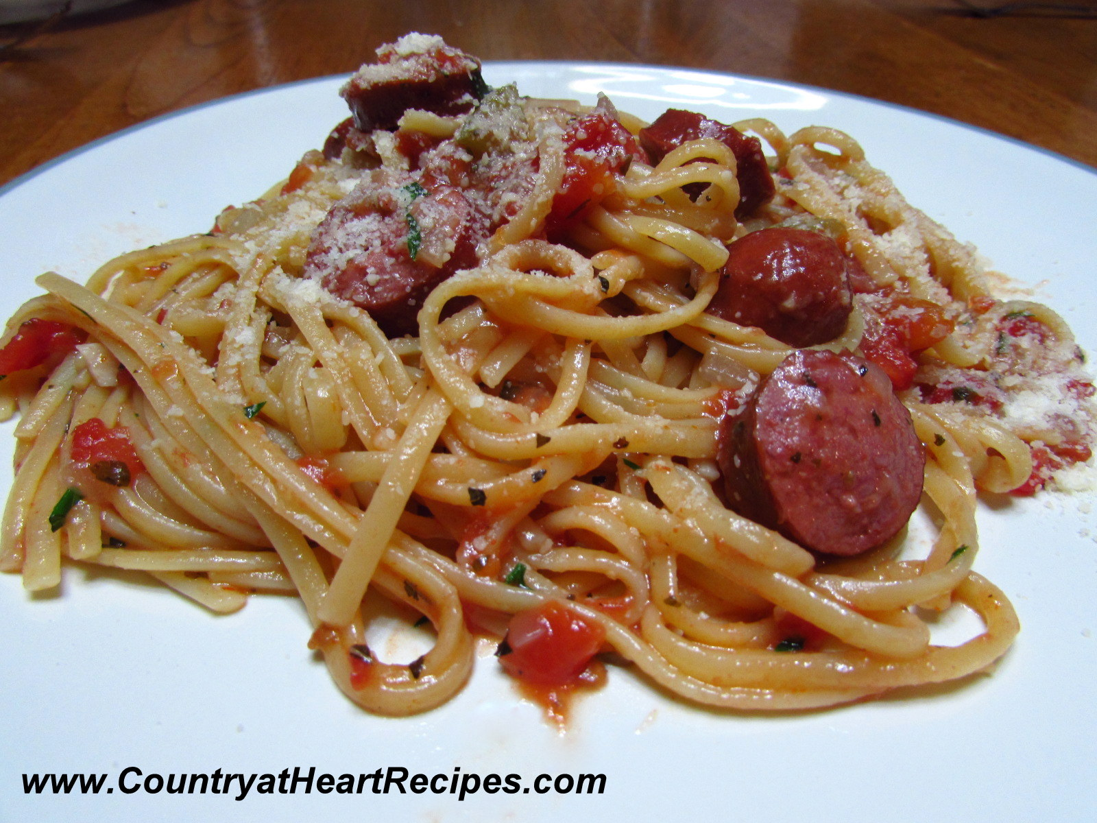 how to cook italian sausage in a dutch oven