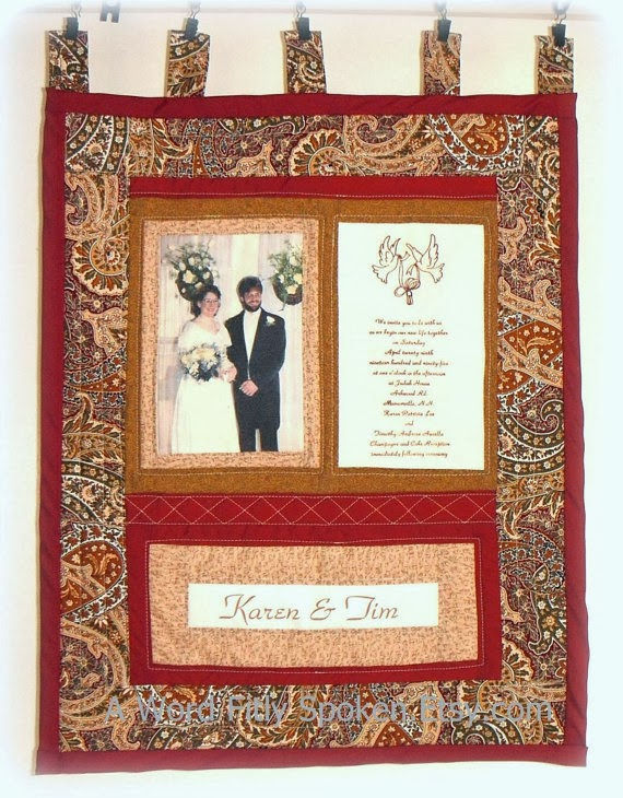 Photo Quilts This Is One Of The Best And Now It Very Famous Gift Among Peoples Who Want To Give Wedding You Found Almost
