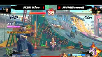 Saigon Cup 2014 - Grand Final, Gen (Xian) vs Adon (GamerBee)