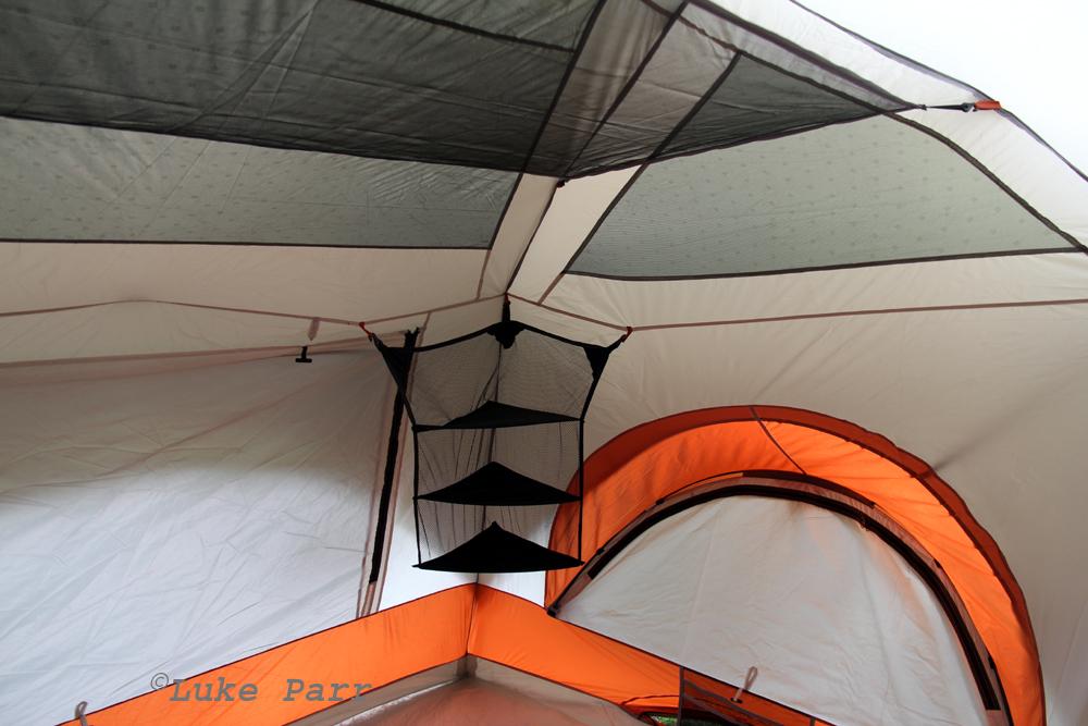 Columbia Cougar Flats II Interior & Rocky Mountain Adventure: Columbia Cougar Flats II Tent Review