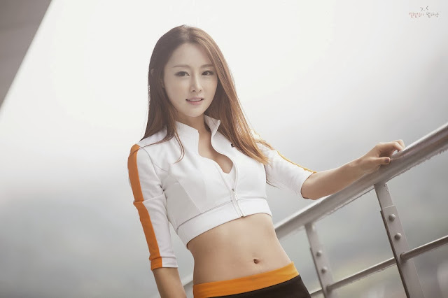 4 Eun Bin - CJ Super Race 2013 R6 - very cute asian girl-girlcute4u.blogspot.com