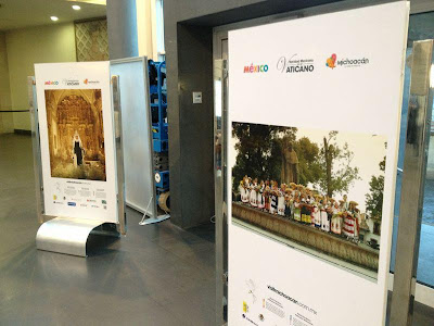 The Photography Exposition of Michoacan at the Vatican this Christmas Season