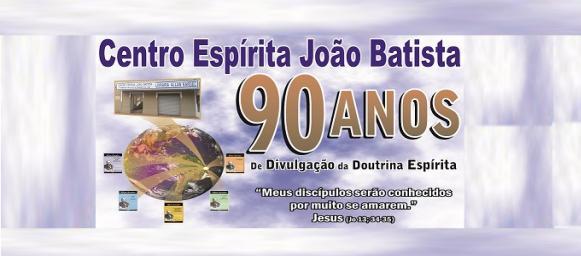 Centro espirita São João Batista comemora 90 anos e comemora com a população limoeirense