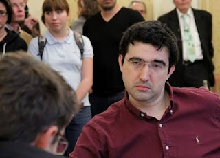 Echecs à Zurich : Kramnik a battu Aronian lors de la ronde 3 - Photo © www.chess-news.ru