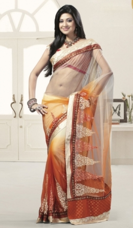Indian-saris