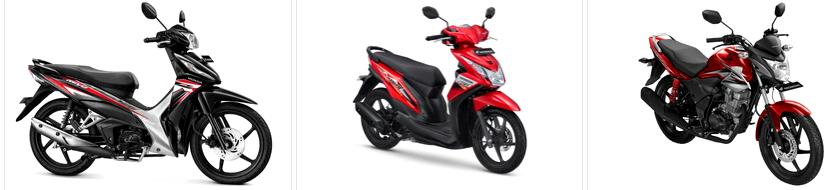 Daftar Harga Motor Honda 2015 di Pati Kudus Jepara Rembang Blora