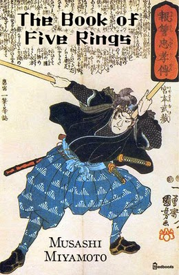 book of five rings miyamoto musashi