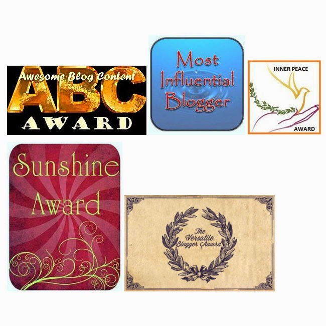 Quintet of Radiance Award