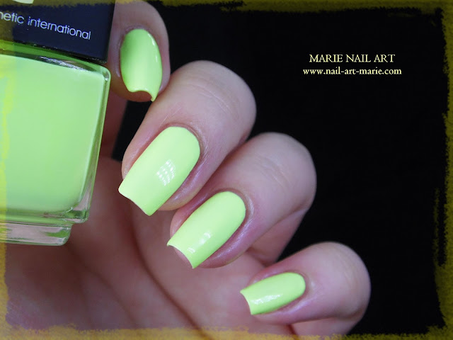 LM Cosmetic Yellow Popsicle4