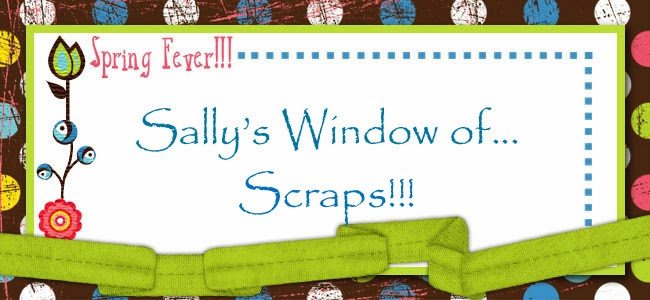Sally's Window of...                                           ScRaPs!