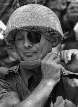 General MOSHE DAYAN (20/05/1915 - 16/10/1981)