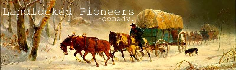 Landlocked Pioneers