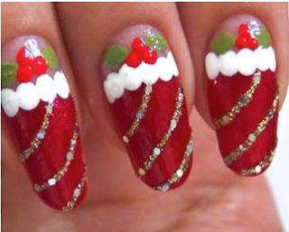 diseños de uñas para navidad, cómo decorar las uñas en navidad, como decorar uñas navideñas, como decorar uñas en navidad, diseños de uñas navideñas, modelos de uñas para navidad, diseñar uñas navideñas, uñas con diseños de navidad, uñas con decoración de navidad