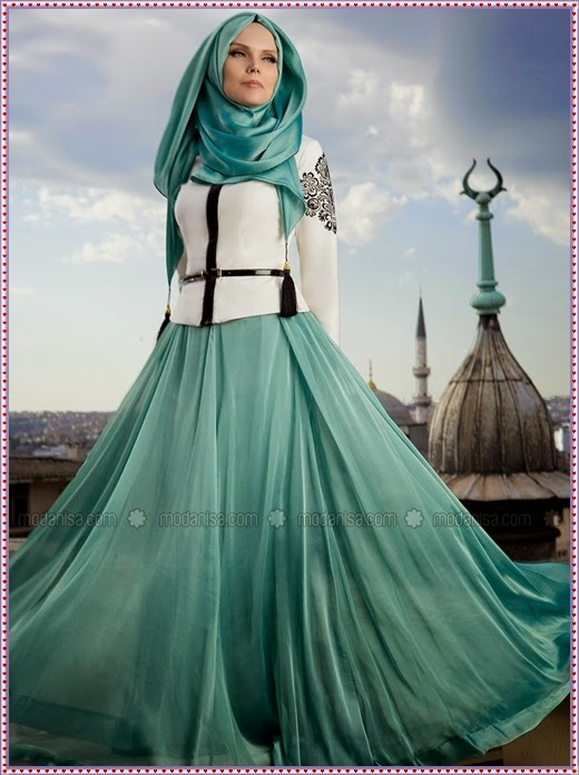 Muslima Wear 2014 İlkbahar Yaz Kolleksiyonu