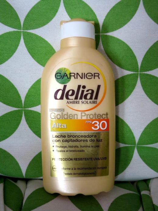 Garnier Delial Golden Protect SPF 30