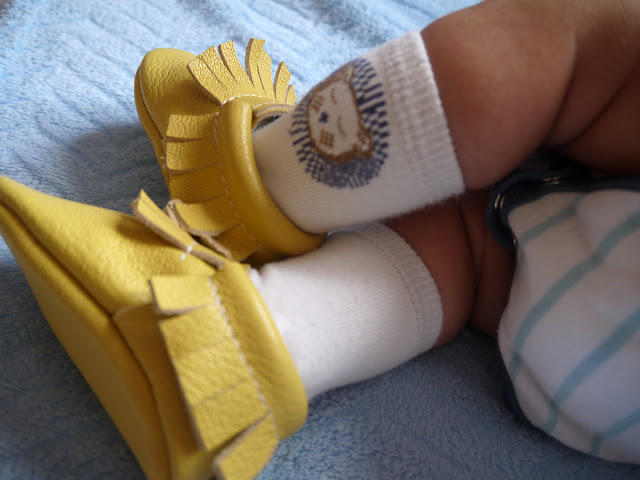 baby's-feet-yellow-moccasins-butterfly-your-world-todaymyway