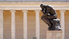 Why The Thinker should be called The Mourner