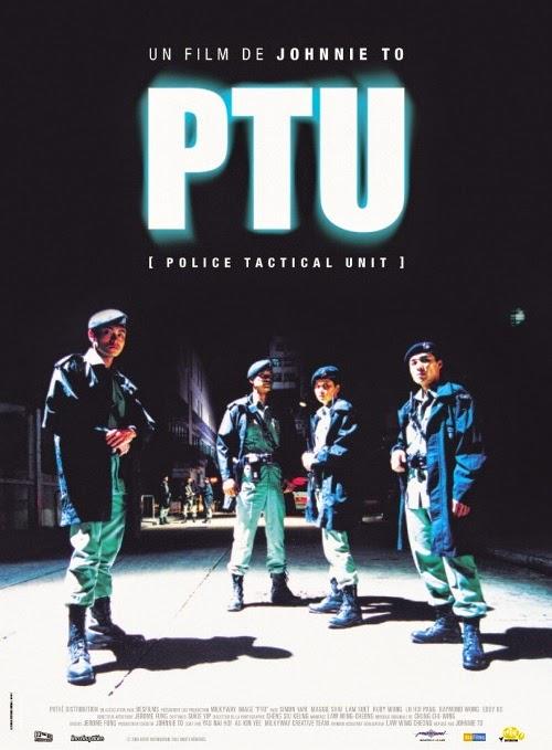 Biệt Đội Cơ Động - PTU - 2003