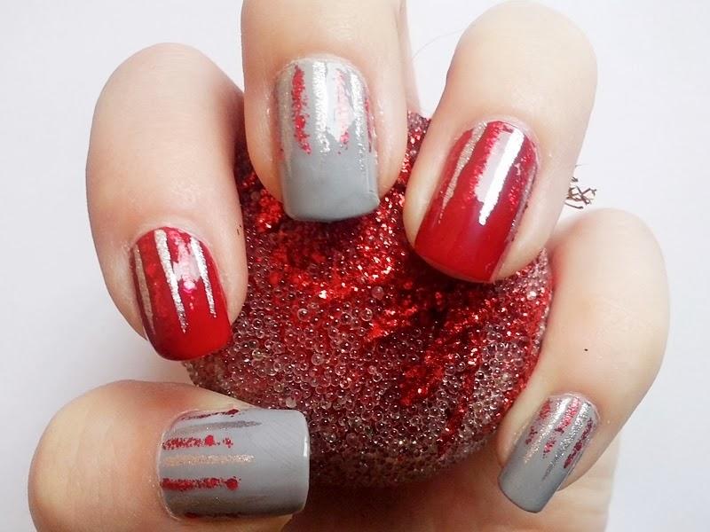 Christmas Nails Gabrini N 14 Golden Rose Rich Color 29 Golden Rose Rich Color 20 Golden Rose Jolly Jewels 121