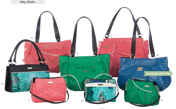 New Miche Bag May Shells 2012 - Coastal Escape Release